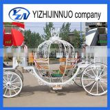Yizhinuo big size cinderella horse drawn carriage rear tires 116cm