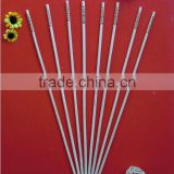 Round bbq food bamboo stick with customized logo