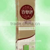 Standard Wheat Straw unbleached colored toilet tissue paper
