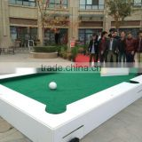 high quality poolball snookball soccer table for Snook ball