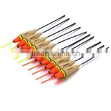 Factory direct sale new design fishing float materials