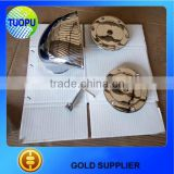 China supply boat low profile cowl air vent,boat low profile air vent,marine round cowl air vent