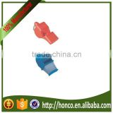 Alibaba foodball fans colorful plastic whistles with great price DIFFERNCE
