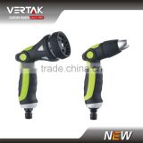 High quality spray gun portable, handheld spray gun supplies, plastic water spray gun set