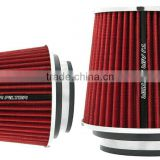 "Cone Filter 3""/3.5"" /4"" Red 8132"