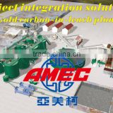 AMEC Gold CIP/CIL Production Line , Gold Mining Processing Plant
