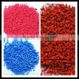 colorful epdm rubber raw material