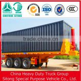 2016 NEW Strong box/van type cargo semi trailer utility trailer