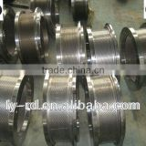 spare parts for pellet mill, ring die/rollers/die clamp/shafts