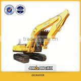 excavators air conditioner JGM937 hydraulic crawler excavator for construction and road construction