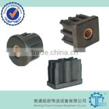 TX-708 Round Tube Ends Conveyor Components