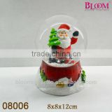 China polyresin water ball