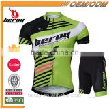 BEROY 2016 Summer Style Tight Bicycle Cycling Clothing,Cycling Sets for Cycling Road Bike Race