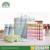Soft baby skin care 100% bamboo face towel bath towel