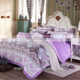 2016 hot sale flannel bedding set 4pcs