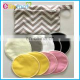 Bamboo Washable Organic Nursing Pads Pack
