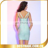 2014 mature light blue adult hot sexy photos mini dress