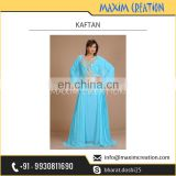 Fashionable Designer Kaftan with Multi Colour Beads and Stylish Design