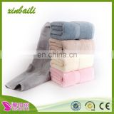 China supplier wholesale increased thicken bath towel 90 * 180 cotton hotel bath towel