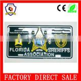Hottest! High quality license plate frame,factory price wholesale license plate HH-licence plate-(50)