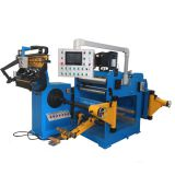 Cold welding transformer foil winder