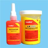 screw thread locking pre-applied adhesive