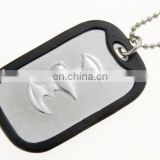 dog tag silicone cover