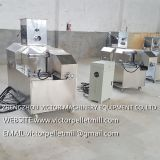 stainless steel pet food extruder cost for kinds of pets feeding