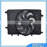 Electric Cooling Fan / Condenser Fan / Radiator Fan Assembly 13289625 for CHEVROLET Cruze 2.0L AT 2010; BUICK Excelle