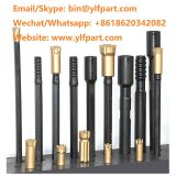 Hard rock drilling tool Atlas spare parts COP1840 Fast Connection Mf Speed Extension Drill T35 T51 speed Rod