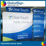 Shanghai GlobalSign durable and high quality backwall display