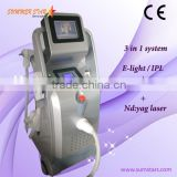 Factory direct sale elight beauty salon equipment rebuild face outlines and body contours