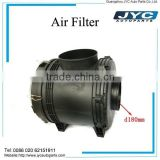 car Air Filter for HOWO Truck engine spare parts WG9725190200