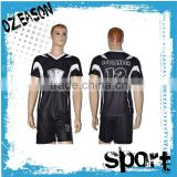 Alibaba supplier oem high quality breathable cheap wholesale soccer team uniforms set for adult