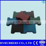 High quality thick rubber mat 25mm 1inch price
