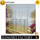 Wholesale Wedding Resin Chiavari Chair HM-PC1                                                                         Quality Choice