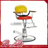 Hydraulic Children's Hair Chair with Footrest,Simple Style Kids Barber Chair