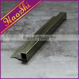 High quality flexible aluminum ceramic tile trim corner edge