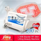 hot sale multipolar rf radio frequency lift beauty machine with led facial rejunvenation masks