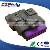 6 pin female automotive waterproof electrical connector with wire harness in stock                                                                                                         Supplier's Choice
