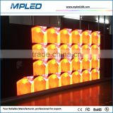 CE/ROHS/UL/FCC/CB certificates HD large led screen bend to any shape