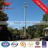 GSM Antenna Communication Monopole Tower