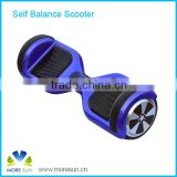 2015 The Newest Fashionable 6.5inch 2 Wheel Hand-free Electric Self Smart Balance Scooter