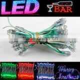 100pcs 12mm dc5v ws2801 led pixel module full color letter sign advertisement lighting LED sign pixel