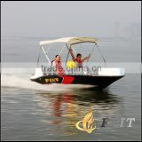 Factory directly sale rc firberglass fishing bait boat
