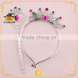 Fashion party head princess crown for girls                                                                         Quality Choice