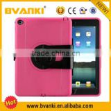 China Manufacturer For iPad Air 2/iPad Air Shockproof pc Heavy Duty PC Case rugged proof tablet cases for ipad air 2 case