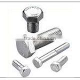 Grade 10.9 high strength hex bolt and nut,nut bolt manufacturing machinery price