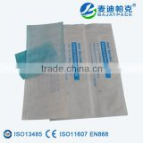 Medical Disposable Heat Sealing Sterilization Flat Pouch