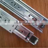 Keyboard Slide Rail ,Ball Bearing Industrial Slide Rail ,3 Fold Ball Bearing Drawer Slide Rail